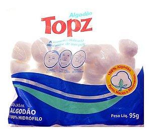 Bolas de Algodão 95g Topz