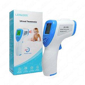 Termômetro Digital Laser Infravermelho Medidor Temperatura - Lerkonn