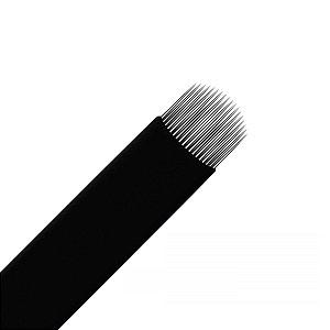 Lâmina Flex Lov Beauty Nano Blade 18U Pontas 0,15mm