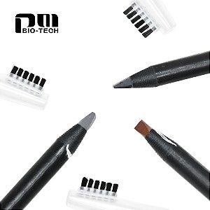 Lápis Dermatográfico Lov Beauty Marrom - Dark Brown