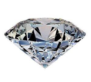 Pedra Cristal Diamante para Fotos Unhas Fruta Cor Grande