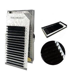 Cílios Nagaraku Premium Eyeslash 0,15 D Mix 7-15mm