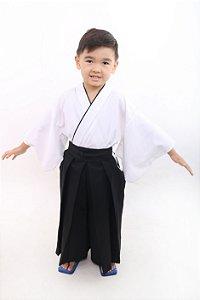 Hakama (calça) Preto Infantil