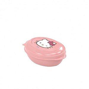 Saboneteira Hello Kitty