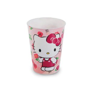 Copo de Hello Kitty Rosa 320ml