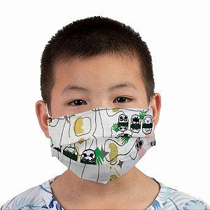 Máscara Infantil Badtz-Maru