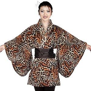 Kimono Curto de Tigre