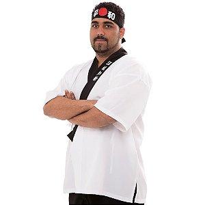 Happi Sushiman Branco - ESPÍRITO DE LUTA