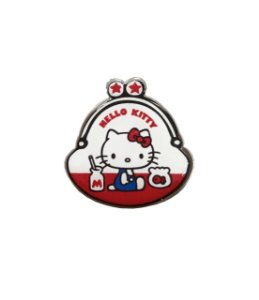 Pin  Hello Kitty Bolseiro