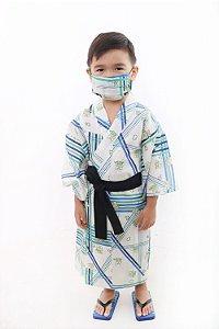 Kimono Infantil Keroppi