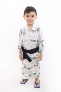 Kimono Infantil Badtz-Maru