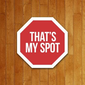 Placa Decorativa My Spot V2