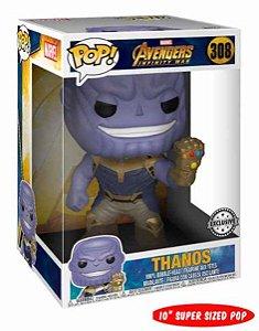 POP Funko - Thanos - Guerra Infinita - 10 polegadas #388