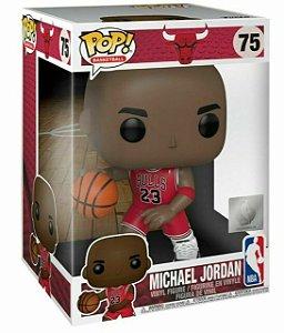 POP Funko - Michael Jordan - 10 polegadas #75