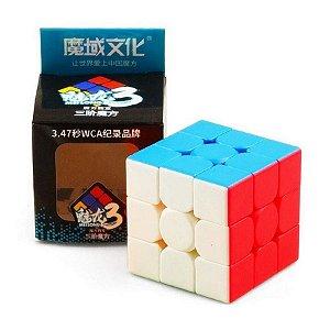 Cubo mágico 3x3 Profissional - Moyu