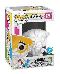 POP Funko - Simba D.I.Y #728