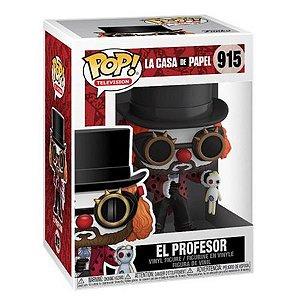 POP Funko - El Profesor - La casa de papel