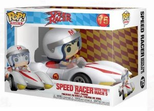 POP Funko - Speed Racer with mach 5 #75