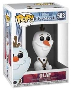 POP Funko - Olaf - Frozen 2 #583