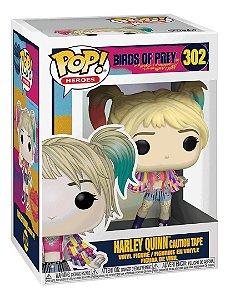 POP Funko - Harley Quinn - Aves de Rapina #302