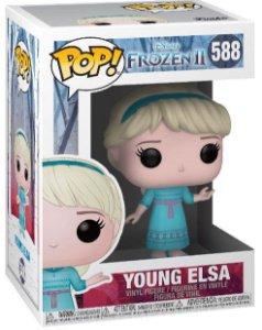 POP Funko - Young Elsa - Frozen 2 #588