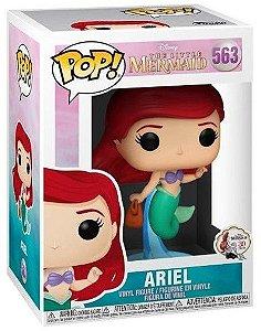 Pop Funko - Ariel - Pequena Sereia #563