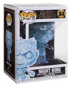 POP Funko - Night King (Rei da noite) - Game of Thrones - #84