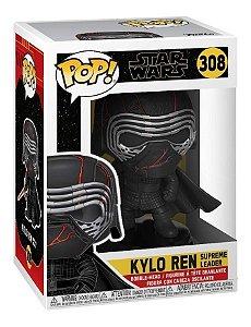 POP Funko - Kylo Ren - StarWars #308