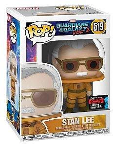 POP Funko - Stan Lee Astronauta #519