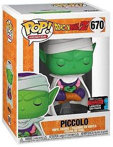 POP Funko - Piccolo - Dragon Ball Exclusivo #670