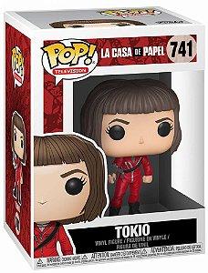 POP Funko - Tokio - La casa de papel #741
