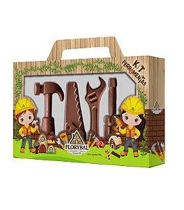 BOX de ferramentas chocolate Florybal