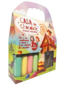 BOX casa de chocolate 60g