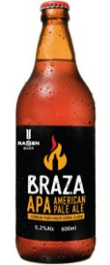 Cerveja Rasen Bier Braza - American Pale Ale 600ml
