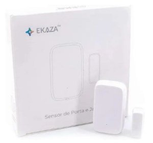 Sensor De Abertura Porta E Janela Smart Wi-fi - Ekaza