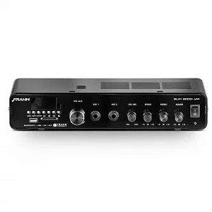 Amplificador - Receiver para Som Ambiente Frahm - SLIM 2000 APP G3 120W