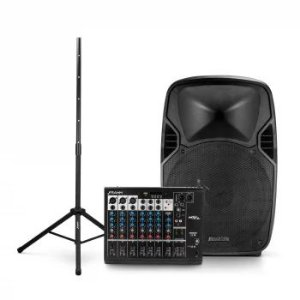 Kit Sound Solution One 600W