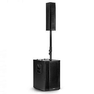Sistema de Caixa de Som Torre PA Ativo Frahm - GRT 12 APP Bluetooth 500W