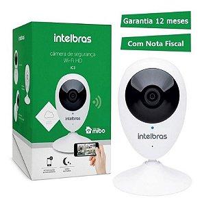 Câmera Intelbras Mibo Wifi Hd 720p Ic3