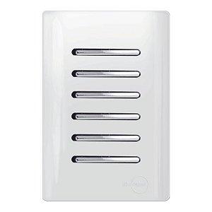 Interruptores 6 Teclas Paralelos - Dicompel Novara - 1200/176