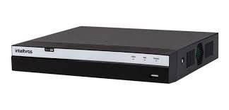 DVR Intelbras Full HD MHDX 3104, 04 Canais, Full HD 1080p, 4MP Lite - HDTVI, HDCVI, AHD, ANALÓGICO, IP