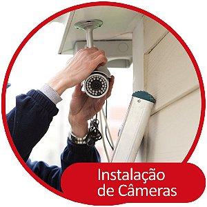 Instalação e Configuração de Sistema de Câmeras