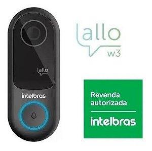 Video Porteiro Sem Fio Intelbras Allo W3 Wifi Via Aplicativo