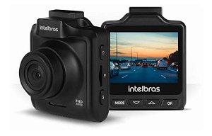 Câmera Dvr Veicular Full Hd 1080p Intelbras Grava Até 11 Hrs