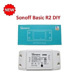 Sonoff BASICR2 Interruptor wifi - Automação Residencial