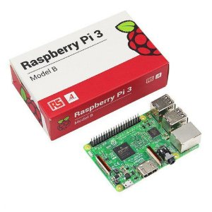 Raspberry Pi3 Model B Quadcore 1.2ghz