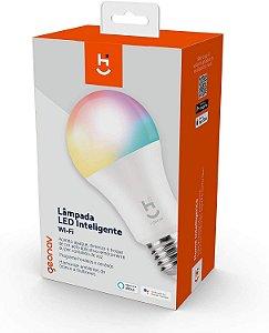 Lâmpada Inteligente Wi-Fi E27 | Quente e Frio Geonav, Compatível com Alexa