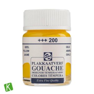 Guache Talens Extra Fine 16ml 200 Yellow