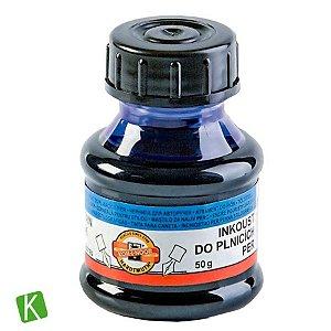 Tinta para Caneta Tinteiro Koh-I-Noor Azul 50g