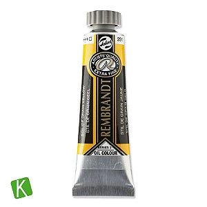 Tinta a Óleo Rembrandt 15ml 251 Stil de Grain Yellow
